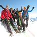 Gipfelfoto SAC Weissenstein