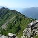 Blick zurück von der Pianca Bella