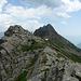 Rückblick auf den Pizzo Caslett (2293 m)