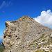 Da isser endlich - der Gipfel des Falknis