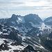 Das beeindruckende Massiv der Kuchenspitze - Bald!