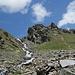 Abstieg vom Col des Arpettes