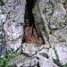 Presepe nella roccia del Corno Occidentale di Canzo