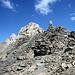 Aufstieg zum Gipfel des Becs de Bosson (3149 m)