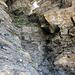 Aufstieg zum Felsfenster