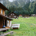Alp Stössi, das Wetter bessert langsam
