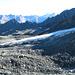 Langue terminale du Glacier du Petit-Combin