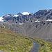 Eindrücklicher Blockgletscher in den Gletscherweng