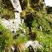 Bequeme Traverse unterhalb der Forcarella d'Afata