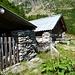 Cantina vecchia - Jägerunterkunft, welche der Öffentlichkeit zugänglich ist