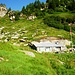 Cascina d'Afata - Jägerhütte und einst Sommerresidenz eines sympatischen Tessiners