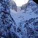 Colfosco in Alta Badia-Alto Adige- Val de Mezdi-Fuori Pista -(Molto difficile)