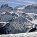 Trentino-Alto Adige- Porta Vescovo e Marmolada (sullo sfondo)