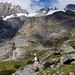 Ici, on retrouve le chemin de la Fründenhütte