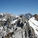 Rückblick vom Gipfel der Stöllen auf den Alpstein