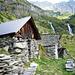 Alpe Soveltra - Schutzhütte für den Älpler