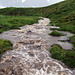 Ruisseau déchaîné par temps pluvieux