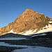 Ferdenrothorn in der Morgensonne