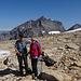 Panoramabild statt Gipfelfoto mit [u Renaiolo]frau und [u Renaiolo]mann -> Doris und Ruedi lautet besser :-)<br />