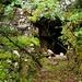 Der Grubeneingang zum Bergwerk Chalttal