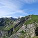 Wow, genial, über all die Gipfel wandern zu dürfen!