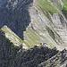 Zwei Gipfelaspiranten auf den letzten Metern zum Vorder Grauspitz