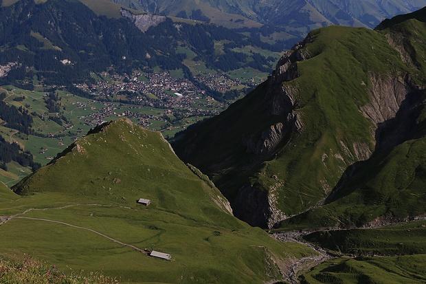 Klettersteig Adelboden : Luser 2182m u2013 tourenberichte und fotos [hikr.org]