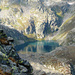 Abstieg vom Campo Tencia - Blick zum Lago di Morghirolo,2264m