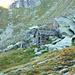 Pradoi, 2174m, einfache Schutzunterkunft am Aufstieg zum Campo Tencia