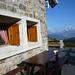 Rifugio Sponda - die einladende Sonnenterrasse