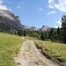 Rückblick von der Alp Prosot