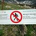 Schutzziele sind:<br />a. Flora und Fauna in der Schutzzone «Mutten» sind vor Störung oder Zerstörung durch Fahrzeuge, Menschen oder menschliche Aktivitäten zu bewahren.<br />b. Die alpine Landschaft soll innerhalb des Schutzgebietes soweit möglich im Zustand vor den Bauarbeiten erhalten bleiben.