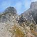 Bassa di Barone 2582m hoch über dem Lago Barone