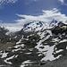 Das Breithorn vom Trockenen Steg, unser geplanter Gipfel für morgen.