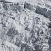 Gletscherbruch des Kleinmatterhorngletschers