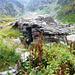 Alpe Campala - die letzte Hütte ist am Einstürzen