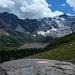 Roccia montonata, morena, Pizzo Bianco e Punta Grober