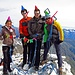"""Geburtstagsparty"" auf dem Gipfel"