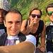 E infine selfie di vetta Cima Mutta, da sx verso dx : Alessandro,Teo,Silvia e Alberto.