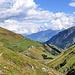 La fin du val Lumnezia avec le village de Puzzatsch