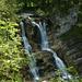 Der erste Wasserfall
