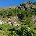 Alpe Valmontasca e il Corno di Rima