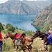 Der wunderschöne Sary-Chelek-See