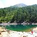 Il Lago Azzurro a Motta di Sopra