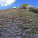 Von der Valbella Furgga zum P. 2611m