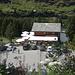nur noch wenige Meter bis zum Berggasthaus