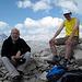 Alberto e Fabian....ovvero l'anziano (compleanno dei 68....) ed il giovane.
