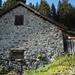 Chreuel-Mittler Stafel. Chreuel war eine armselige Alp: Auch bei uns gab es die Alpe di fame.