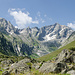 Blick in das Val Gronda da Cavrein.