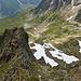 Typische Uri Adventure Country Gelände... Miesplanggenstock SW-Grat.